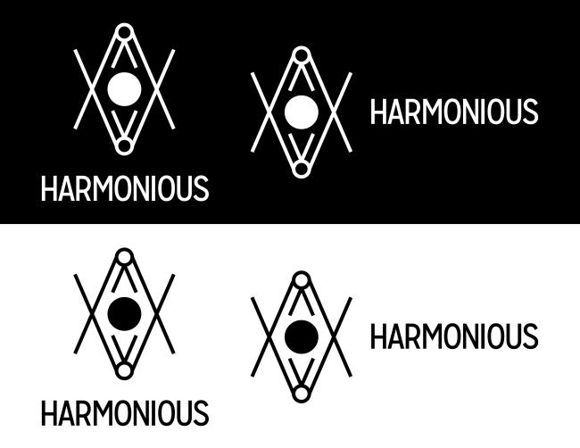 Harmonious Logos-01